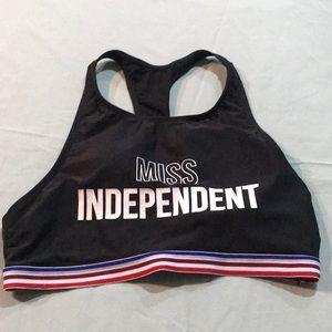 XL 15/17 Sports bra top